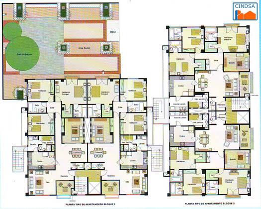 Fachadas casas barrio ladrillos yakaz inmobiliario car for Fachadas de apartamentos pequenos